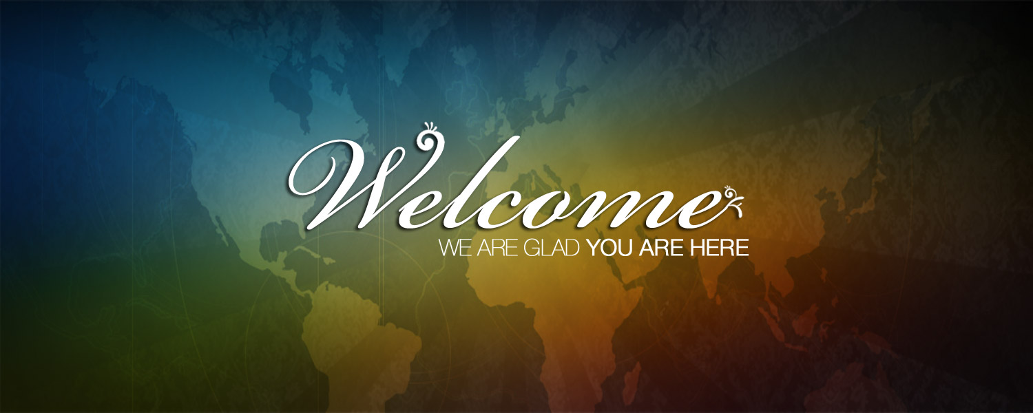 welcome glad you are here